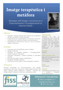 Imatge terapèutica i Metàfora (CAT)